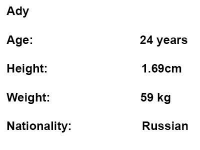 russian escort ady info
